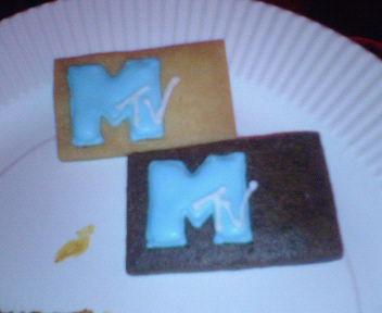 MTVクッキー