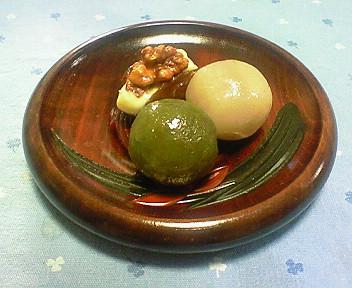 8月8日「HIGASHIYA」のひと口菓子