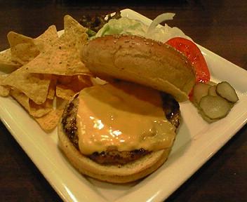 10月10日のハンバーガー
