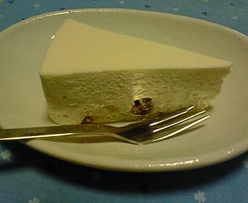 パティスリーヒロアキのチーズケーキ