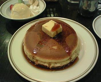 シビタスのパンケーキ