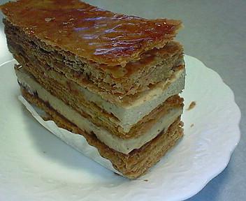 パーラーローレルのケーキ