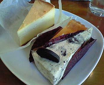3月8日のケーキ食べ放題