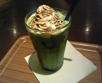 「nana's green tea」でひとやすみ