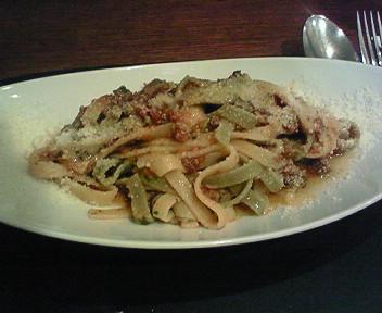 等々力のイタリア料理やさん「AL Cocco」でランチ