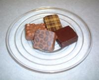 ドゥバイヨルのショコラ