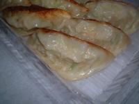 林林餃子の野菜餃子