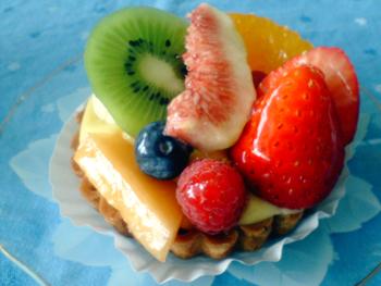 尾山台・クレヨンのケーキ